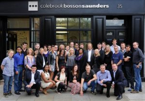 Colebrook Bossons Saunders